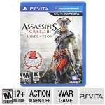 Ubisoft Assassin's Creed 3: Liberation 3325430 PS Vita Game - ERSB M, Adventure