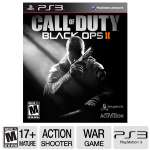 Activision Call of Duty: Black Ops 2 3293991 PS3 Game - ERSB M, Shooter Game
