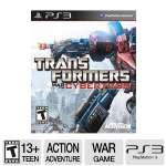 Activision 83906 Transformers: War For Cybertron PS3