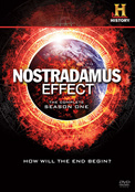 NOSTRADAMUS EFFECT:SEASON 1 - DVD Movie