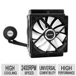 Antec H20 950 CPU Liquid Cooler - 120mm PWM Fan, High Cooling, Temperature Controlled LED, Antec Grid Software - K HLER H2O 950