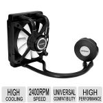 Antec KUHLER H2O 650 Liquid Cooling Fan - 1 Fan, 1