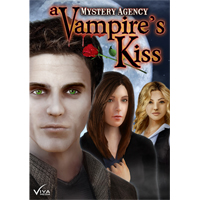 MYSTERY AGENCY: A VAMPIRE'S KISS
