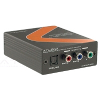 Atlona AT-COMP-HDMI Component Video with Optical to HDMI Converter