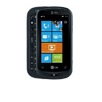 LG Quantum C900 GSM Cell Phone - Quad-band, 5MP Camera, GPS Capability, Bluetooth Capability, Windows Phone 7 OS, Wi-Fi (WLAN) Enabled, Black