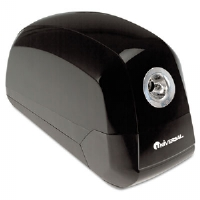 Contemporary Design Electric Pencil Sharpener, Black