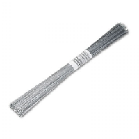 Tag Wires, Galvanized Steel, 12&quot; Long, 1000/Pack