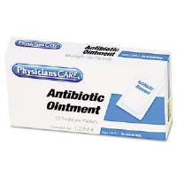 Acme United First Aid Antibiotic Ointment, Box of 10 (12944)