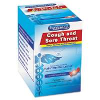 Cough and Sore Throat Lozenges, Single Packs