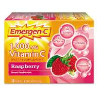 Immune Defense Drink Mix, Raspberry, 0.3 oz Packet, 50/Pack