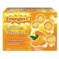 Immune Defense Drink Mix, Tangerine, 0.3 oz Packet, 50/Pack
