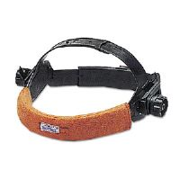 SWEATSOpad Sweatband, For Non-Suspension Headgear, Fleece Cotton, Sienna
