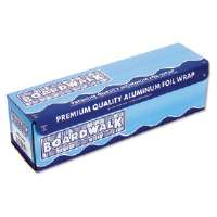 Heavy-Duty Aluminum Foil Rolls, 18 in. x 500 ft., Silver