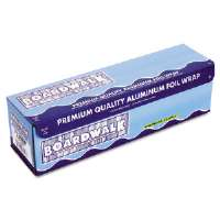Heavy-Duty Aluminum Foil Rolls, 18 in. x 1000 ft., Silver