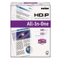 ASPEN HD:P All-In-1 Office Paper, 96 Brightness, 8-1/2 x 11, White, 500 Shts/Rm