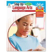 Step Up Series, Language Arts, Grades 3 to 5, 160 Pages