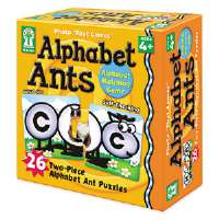 Photo First Games, Alphabet Ants