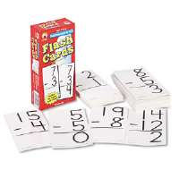 Flash Cards, Subtraction Facts 0-12, 3w x 6h, 94/Pack