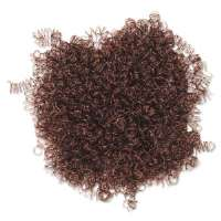"Craft Hair Kit, Brown 1/2"" Curls, 4 oz"
