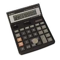 WS1400H Minidesk Calculator, 14-Digit LCD