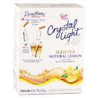 On the Go, Iced Tea, .16 oz Packets, 30/Box