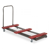 Table Truck, 6 Foot Rectangular, 10 - 12 Table Capacity