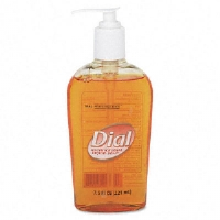 Liquid Gold Antimicrobial Soap, Floral Fragrance, 7.5 oz Pump Bottle