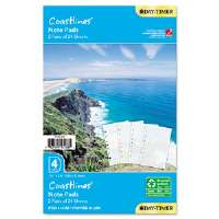 Coastlines Notepads w/Four Designs, 5-1/2 x 8-1/2