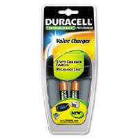 Value Charger with Duralock Power Preserve Technology