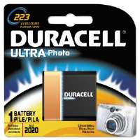 Ultra High Power Lithium Battery, 223, 6V