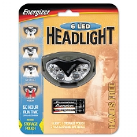 LED Headlight, Green
