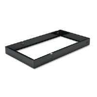 Metal Bases for Staxonsteel & High-Stak Files, Letter Size, Black