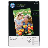 Everyday Photo Paper, Glossy, 4 x 6, 50 Sheets/Pack