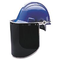 JACKSON SAFETY HUNTSMAN Model P Brimmaster Face Shield Attachment Assembly