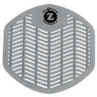 Z-Screen Deodorizing Urinal Screen, Fresh Blast, Smoke, 12/Box