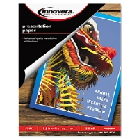 Presentation Paper, Matte, 8-1/2 x 11, 50 Sheets/Pack