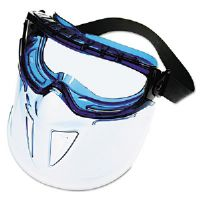 GOGGLES,SFTY,W/SHIELD,BE
