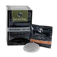 Coffee Pods, Colombian Decaf, Single Cup, Pods,14/Box