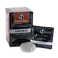 Coffee Pods, Sumatra Mandheling, Single Cup, 14/Box
