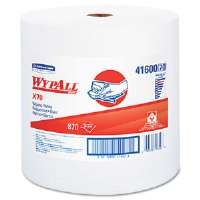 WYPALL X70 Wipers, Jumbo Roll, Perf., 12 1/2 x 13 2/5, White, 870/Roll, 1/Carton