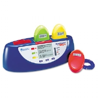 Time Tracker Tags Time Management System, LCD, 10 1/2 x 4 1/2 x 5