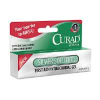 Silver Solution Antimicrobial Gel, 1/2 oz. Tube