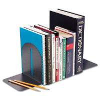 Fashion Bookends, 5 9/10 x 5 x 7, Granite, Pair