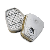 6006 Respirator Cartridge for Certain Organic Vapors and Other Gases