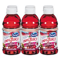 100% Juice, Cranberry Pomegranate, 10 oz. Bottle, 6 per Pack