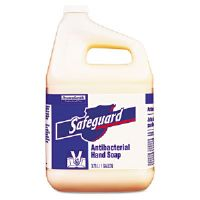 Antibacterial Liquid Hand Soap, 1gal Bottle, 2/Carton