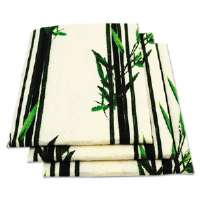EcoTowl Bamboo Cloth, Assorted, 3 Per Pack