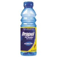 Flavored Water, Lemon, Plastic Bottle, 500mL, 24/Carton