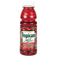 Juice Beverage, Cranberry, 15.2oz Bottle, 12/Carton