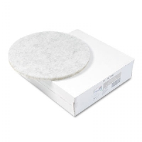 Ultra High-Speed Floor Pads, Natural Hair/Polyester
